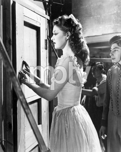 """""""THE RED SHOES"""" Moira Shearer, 1948, I.V. - Image 22727_0815"""