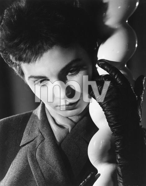 """BREAK-UP"" Jean Simmons, RKO, mid 1950"
