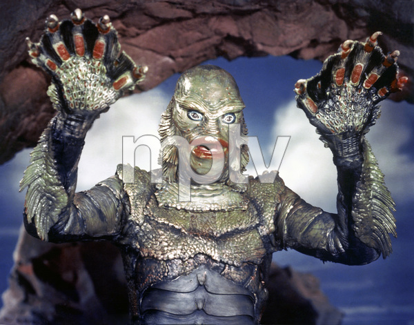 """""""Creature from the Black Lagoon""""1954 Universal** I.V. - Image 22727_0930"""