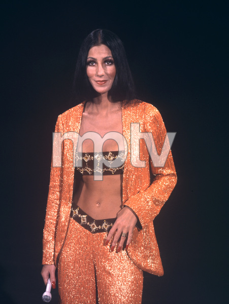 """The Sonny and Cher Show""Cher Bonocirca 1976** I.V. - Image 22727_0938"