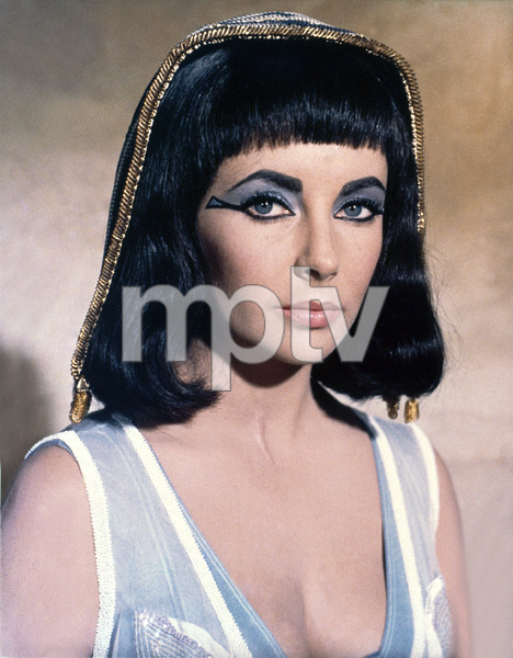 """Cleopatra"" Elizabeth Taylor1963 20th Century Fox** I.V. - Image 22727_0941"