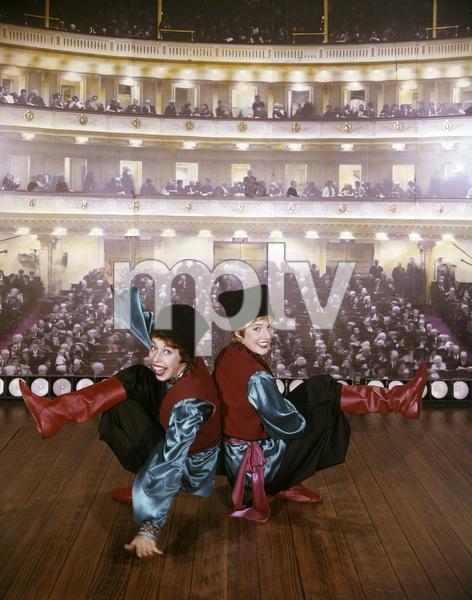 """""""Julie and Carol at Carnegie Hall""""Carol Burnett, Julie Andrews1962** I.V. - Image 22727_0970"""