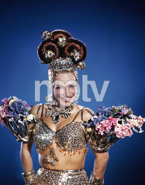 """A Date with Judy""Carmen Miranda1948 MGMPhoto by Virgil Apger** I.V. - Image 22727_0990"
