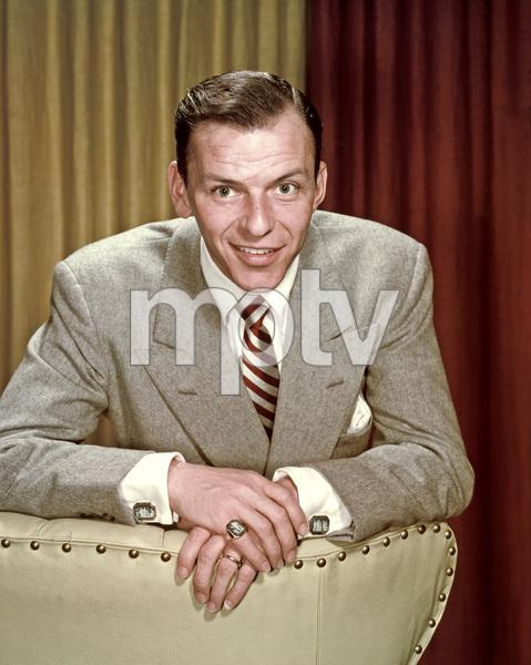 Frank Sinatra circa 1950s ** I.V. - Image 22727_1010