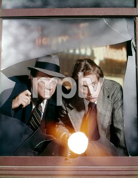 """The Streets of San Francisco""Karl Malden, Michael Douglascirca 1972** I.V. - Image 22727_1016"
