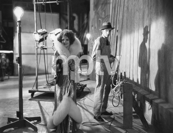 """NO LIMIT"" Paramount, 1931, Clara Bow - Image 22727_1074"