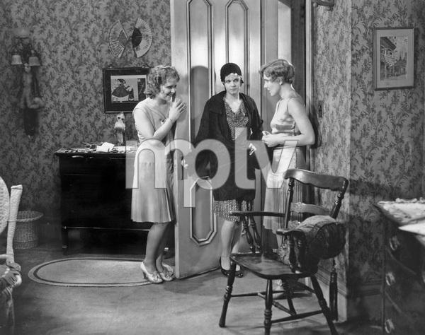 """THE SATURDAY NIGHT KID"" Paramount, 1929, Clara Bow (left) - Image 22727_1078"