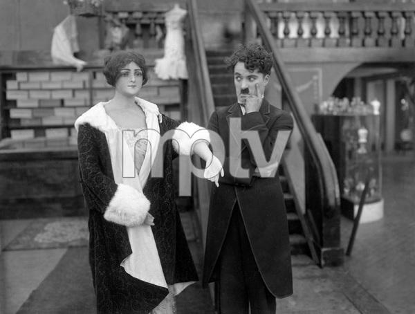 """""""THE FLOORWALKER"""" (short), Mutual, 1916, Charles Chaplin - Image 22727_1086"""