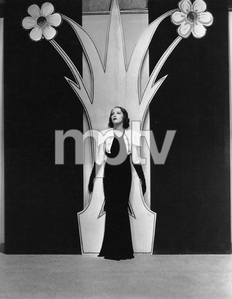 Bebe Daniels, WB, photo by Elmer Fryer, 1933 - Image 22727_1093