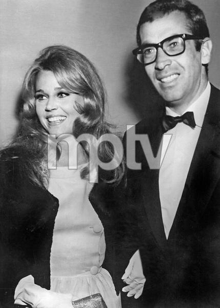 Jane Fonda with Roger Vadim1965** I.V. - Image 22727_1147