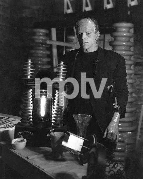 """FRANKENSTEIN"" Universal, 1931, Boris Karloff - Image 22727_1183"