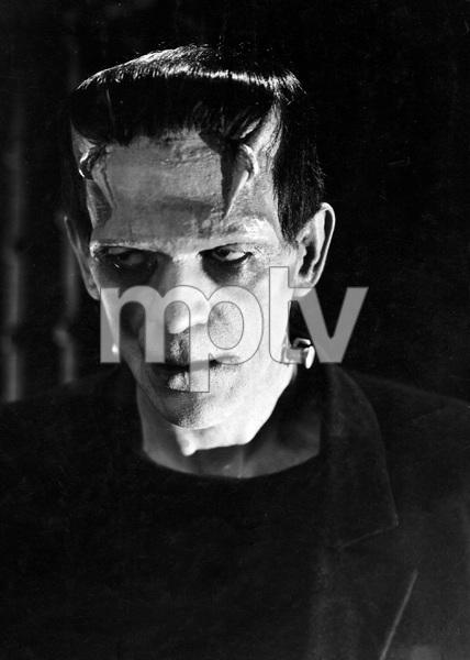 """FRANKENSTEIN"" Universal, 1931, Boris Karloff - Image 22727_1184"