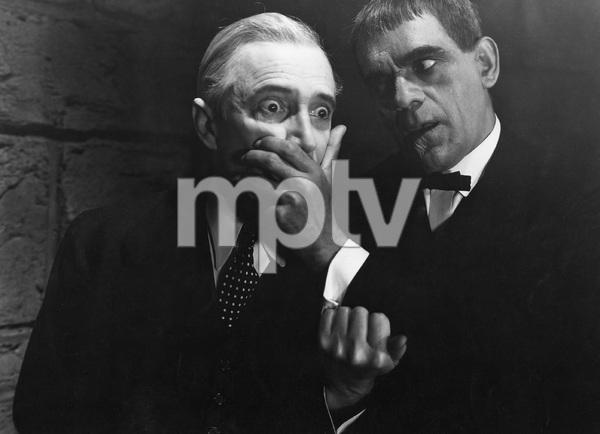 """THE RAVEN"" Universal, 1935, Boris Karloff - Image 22727_1186"