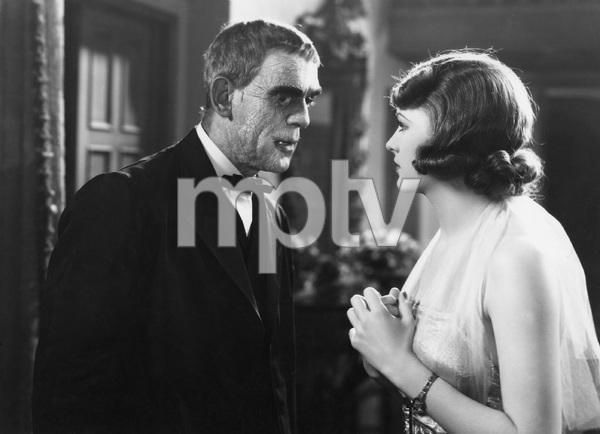 """THE RAVEN"" Universal, 1935, Boris Karloff - Image 22727_1187"