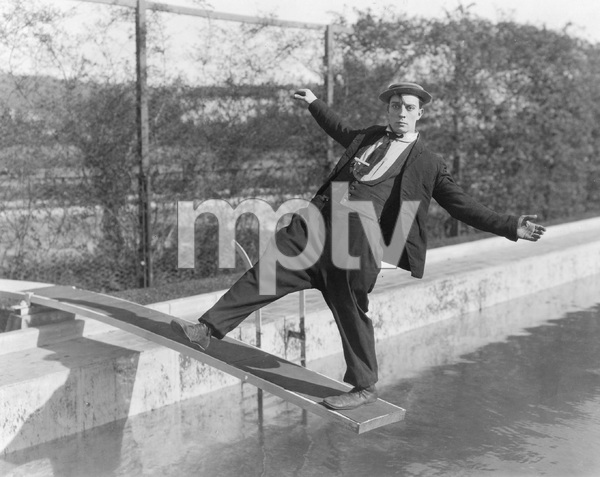 """""""Hard Luck"""" (short)Buster Keaton1921 MGM - Image 22727_1188"""