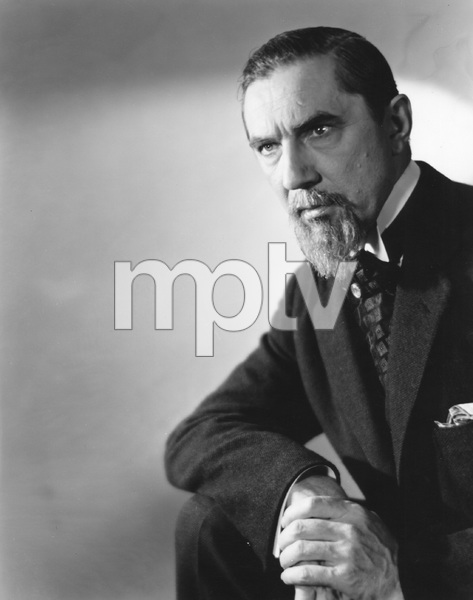 """""""The Invisible Ray"""" Bela Lugosi (test make-up) 1936 Universal Pictures ** I.V. - Image 22727_1218"""