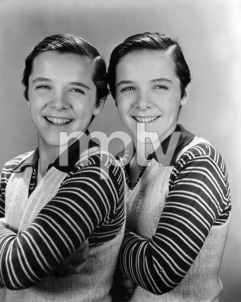 """""""THE PRINCE AND THE PAUPER"""" Billy and Bobby Mauch, WB, I.V. - Image 22727_1235"""