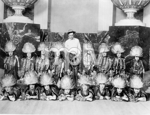 """ZIEGFELD FOLLIES"" Will Rogers, 1935, I.V. - Image 22727_1272"