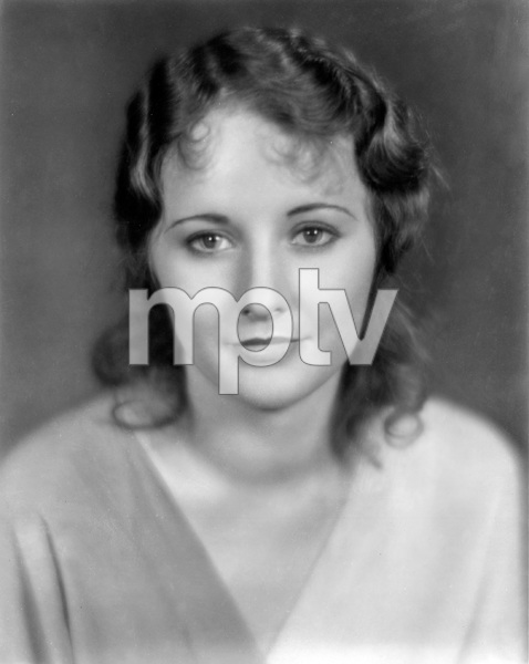 Barbara Stanwyck, early 1930