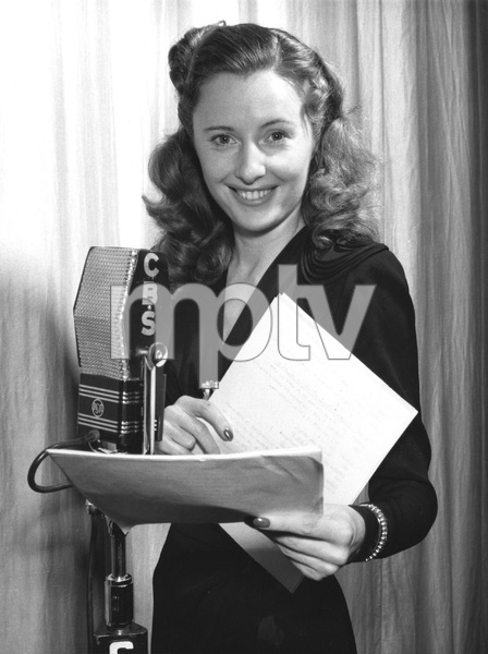 "CBS RADIO GULF SCREEN GUILD THEATER, ""MEET JOHN DOE"", Barbara Stanwyck, 1941, I.V. - Image 22727_1285"