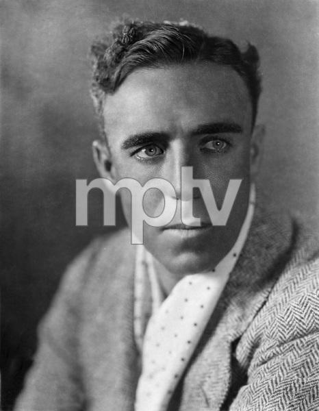 Film director Raoul Walsh, 1920