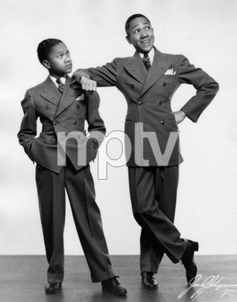 The Nicholas Brothers (Harold Nicholas, Fayard Nicholas)circa 1936** I.V. - Image 22727_1432