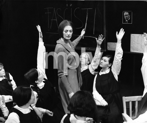 """The Prime of Miss Jean Brodie"" (London Stage Production)Vanessa Redgravecirca mid 1960s** I.V. - Image 22727_1453"