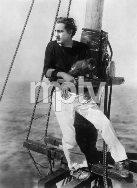 """The Sea Beast""John Barrymore1926 Warner Brothers** I.V. - Image 22727_1462"