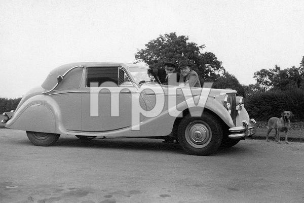 Cars1950 Mark 5 drop head coupe Jaguar** H.C. - Image 22813_0002