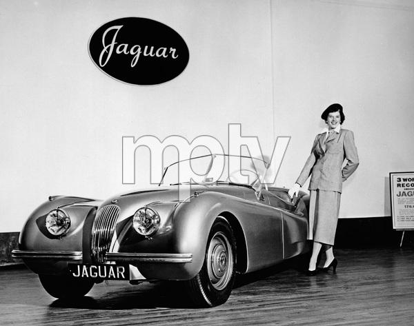 CarsJaguar XK 120 circa 1949** H.C. - Image 22813_0005