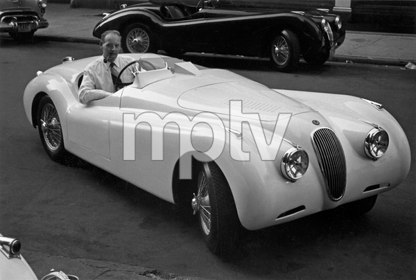 CarsJaguar XK 120 Factory racercirca 1952** H.C. - Image 22813_0014
