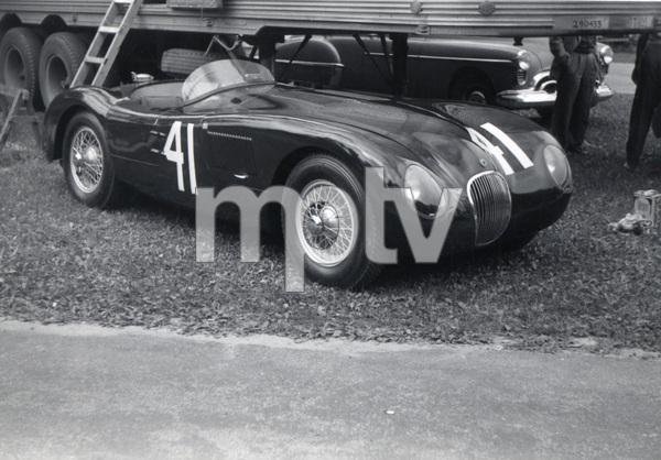 Cars1953 Jaguar C-Type / Elkhart Lake, Wisconsin** H.C. - Image 22813_0023
