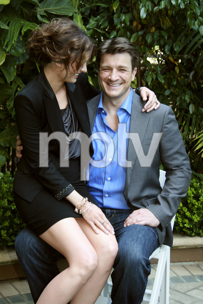 Nathan Fillion and Stana Katic04-09-2010 © 2010 Jean Cummings - Image 22834_0285