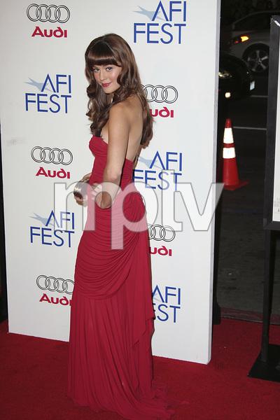 """""""Bobby"""" (AFI Fest Opening Night Gala and U.S. Premiere) Mary Elizabeth Winstead 11-01-2006 / Grauman"""