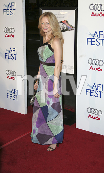 """Bobby"" (AFI Fest Opening Night Gala and U.S. Premiere)  Heather Graham11-01-2006 / Grauman"