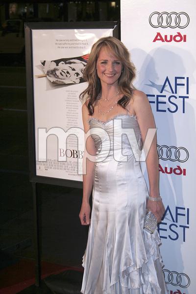 """Bobby"" (AFI Fest Opening Night Gala and U.S. Premiere)Helen Hunt 11-01-2006 / Grauman"