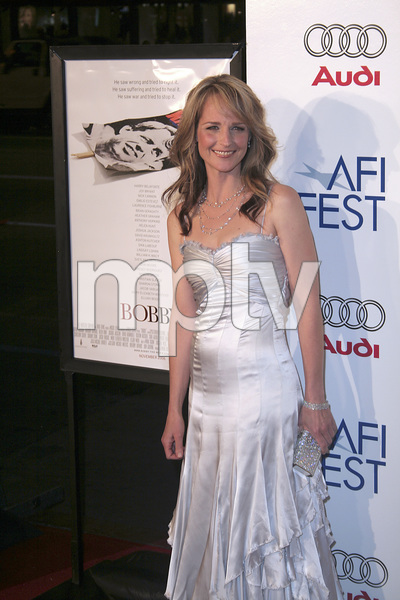 """Bobby"" (AFI Fest Opening Night Gala and U.S. Premiere)Helen Hunt 11-01-2006 / Grauman"