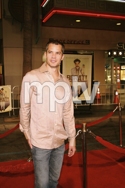 """Borat: Cultural Learnings of America for Make Benefit Glorious Nation of Kazakhstan"" (Premiere)Timothy Olyphant10-23-2006 / Grauman"