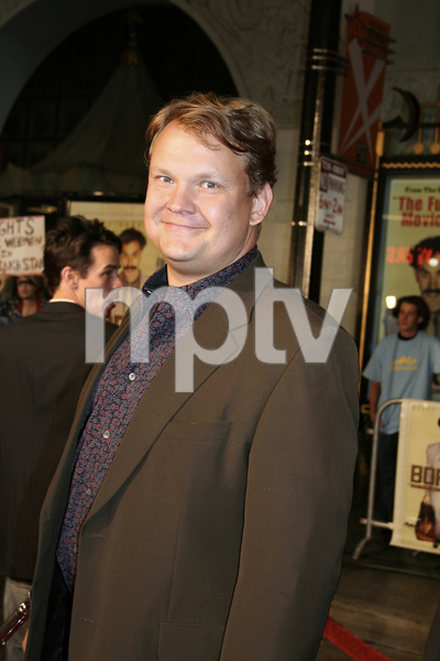 """""""Borat: Cultural Learnings of America for Make Benefit Glorious Nation of Kazakhstan"""" (Premiere)Andy Richter 10-23-2006 / Grauman"""
