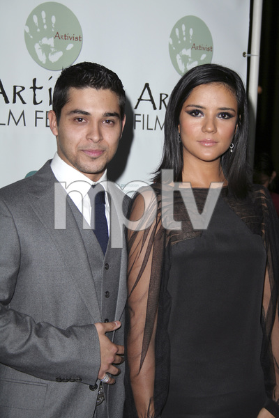 """Fast Food Nation"" (Premiere)Wilmer Valderrama, Catalina Sandino Moreno11-10-2006 / Egyptian Theater / Hollywood, CA / 20th Century Fox / Photo by Max Rodeo - Image 22852_0003"