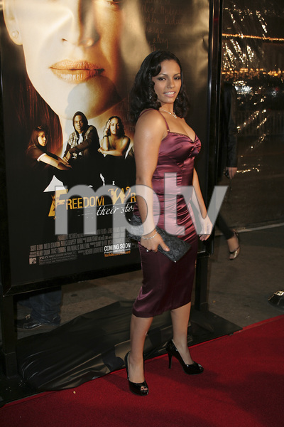 """""""Freedom Writers"""" (Premiere) April L. Hernandez 1-4-2007 / Mann Village Theater / Westwood, CA / Paramount Pictures / Photos by Max Rodeo - Image 22895_0008"""