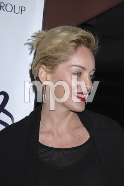 """""""The First Anniversary Celebration of Artpeace Gallery""""Sharon Stone01-20-2007 / Artpeace Gallery / Burbank, CA / Photo by Andrew Howick - Image 22907_0017"""