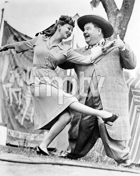 """Jitterbugs""Oliver Hardy1943 20th Century Fox - Image 22923_0001"