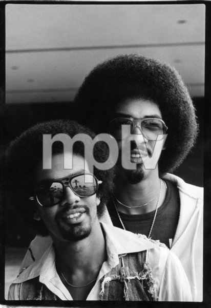 The Brothers Johnson (Louis Johnson & George Johnson) 1977© 1978 Bobby Holland - Image 22935_0003