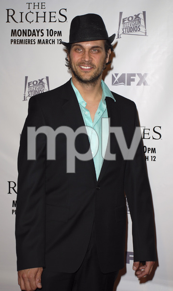 """""""The Riches"""" (Premiere)Todd Stashwick 03-10-2007 / Zanuck Theatre / Los Angeles, CA / FX Network / Photo by Andrew Howick - Image 22955_0002"""