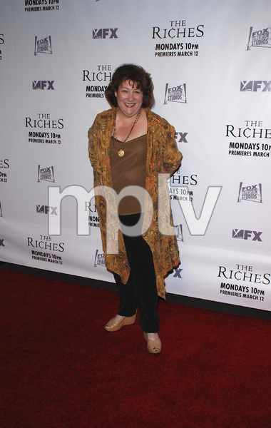 """The Riches"" (Premiere)Margo Martindale 03-10-2007 / Zanuck Theatre / Los Angeles, CA / FX Network / Photo by Andrew Howick - Image 22955_0003"