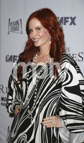 """The Riches"" (Premiere)Phoebe Price03-10-2007 / Zanuck Theatre / Los Angeles, CA / FX Network / Photo by Andrew Howick - Image 22955_0007"