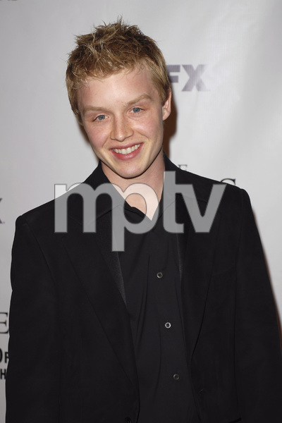 """""""The Riches"""" (Premiere)Noel Fisher 03-10-2007 / Zanuck Theatre / Los Angeles, CA / FX Network / Photo by Andrew Howick - Image 22955_0009"""