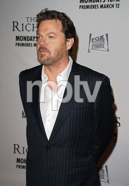 """The Riches"" (Premiere)Eddie Izzard 03-10-2007 / Zanuck Theatre / Los Angeles, CA / FX Network / Photo by Andrew Howick - Image 22955_0018"
