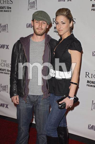 """The Riches"" (Premiere)Josh Stewart03-10-2007 / Zanuck Theatre / Los Angeles, CA / FX Network / Photo by Andrew Howick - Image 22955_0022"